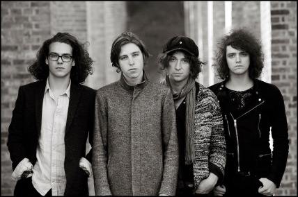 CATFISH + THE BOTTLEMEN by Jill Furmanovsky April 2016